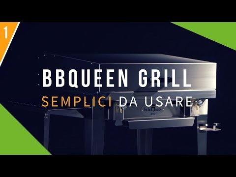 BBQueen Grill - Barbecue a gas vantaggi 1/4