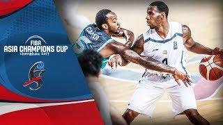 FIBA Asia Champions Cup 2017: «China Kashgar» — «Astana»