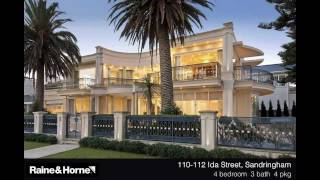 Sandringham Australia  city photos gallery : The Pinnacle of Luxury Living - 110-112 Ida St Sandringham NSW 2219 Australia