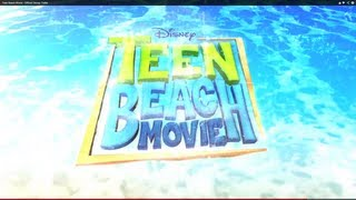 Nonton Teen Beach Movie - Official Disney Trailer Film Subtitle Indonesia Streaming Movie Download