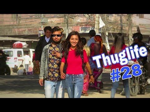 (Nepali Prank - Thuglife #28 (Prankster Aakash) - Duration: 10 minutes.)