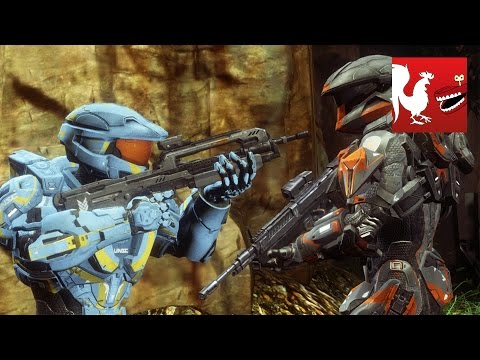RED - FAQ Get your copy of Red vs Blue Season 11 DVD: http://bit.ly/I1iYSG and Blu-Ray: http://bit.ly/1hSdpWj RT Store: http://roosterteeth.com/store/ Rooster Teeth: http://roosterteeth.com/ Achieveme...