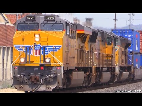 Trains In East Los Angeles, CA