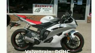 3. 2009 Yamaha YZF R6  Info Dealers
