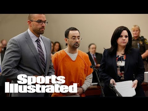 Larry Nassar Sentenced To 40–125 Years In Prison | SI Wire | Sports Illustrated