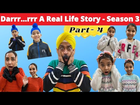 Darrr...rrr A Real Life Story - Season 3 - Part 4 | Ramneek Singh 1313 | RS 1313 VLOGS Masoom Ka Dar