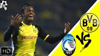 Video Michy Batshuayi strikes twice as hosts come from behind to take control of Europa League tie MP3, 3GP, MP4, WEBM, AVI, FLV Februari 2018