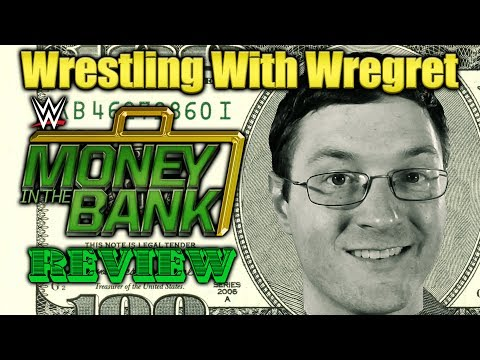 WWE Money In The Bank 2017 Review | Wrestling With Wregret (видео)
