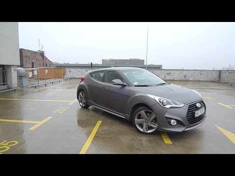 (ENG) Hyundai Veloster Turbo – Test Drive and Review