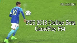 pro evolution soccer 2018 gameplay beta online ps4 - pes 2018 my first gameplay online beta ps4 .. بيس 2018 بيتا اونلاين » If ...