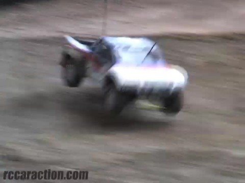 Team Associated SC8 Action Footage
