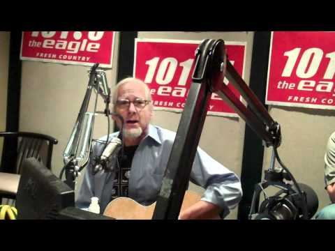 Heywood Banks on 101.5 The Eagle Part 1
