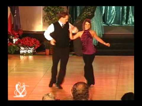 Strictly Shag Winners - Michael & Leann Norris::2009 US Open Swing Dance Championships