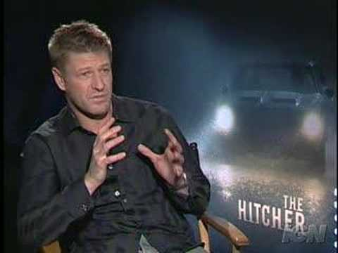 ING The Hitcher Interview with Sean Bean