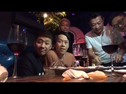 Hoài Linh, Trấn Thành, Anh Đức đại náo steak house của Vân Sơn - Thời lượng: 16:15.