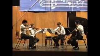 Kfar Yehezkel Israel  City new picture : Musicamera Ein Hashofet 1992 String Quartet