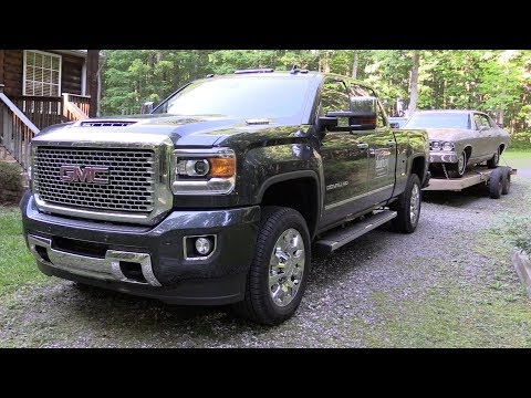 2017 gmc sierra 2500 denali 4x4 duramax carultra. Black Bedroom Furniture Sets. Home Design Ideas