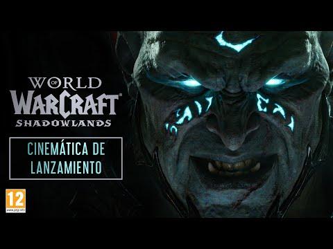 Cinemática de lanzamiento de Shadowlands: «Más allá del velo»