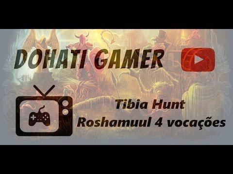 [HUNT] Roshamuul – 4 Vocações