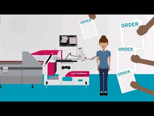 Aktuální video: Inspekční systém EyeC = 100% kontrola