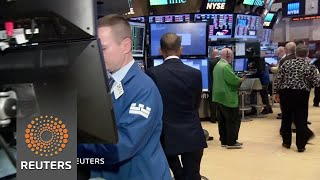 Falling oil prices and weak retail shares dragged down Wall Street Tuesday. Fred Katayama reports. Subscribe: http://smarturl.it/reuterssubscribe More update...