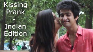 Kissing Prank - Guessing Name