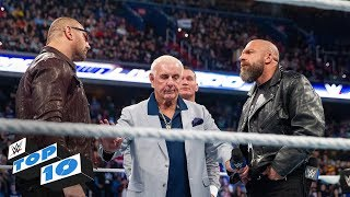 Nonton Top 10 Smackdown Live Moments Of 2018  Wwe Top 10  Dec  28  2018 Film Subtitle Indonesia Streaming Movie Download