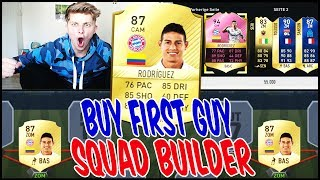 BAYERN JAMES BUY FIRST GUY SQUAD BUILDER CHALLENGE! - FIFA 17 ULTIMATE TEAM (DEUTSCH)►► FIFA 17 COINS fürs TOTS (100% SICHER & in 2 MIN) : https://goo.gl/Qbg4Y1 (+ 8% Rabatt : FIFAGAMING) ►► FIFA 17 Accounts mit FIFA COINS : https://goo.gl/Qbg4Y1► MEIN SHOP : https://www.shirt-tube.de/youtuber/fifagaming/►► MEINE SPONSOREN :✖️ FIFA COINS,FIFA POINTS,XBOX/PSN Cards bei IGVUALT : https://goo.gl/Qbg4Y1✖️ FIFA COINS,FIFA POINTS, GAMEKEYS, XBOX/PSN Cards bei MMOGA : http://mmo.ga/u2TN►► Meinen BRUDER (Claas) ABONNIEREN : https://goo.gl/rT2mda►► FOLGT MIR HIER (um nix zu verpassen) :✘✘✘ MEINEN 2. KANAL ABONNIEREN!! : https://goo.gl/fNQ4I8 ✘ INSTAGRAM : https://goo.gl/tFHdQr✘ Twitch Livestreams : https://goo.gl/EBkWa6✘ Facebook: http://on.fb.me/1R9BJom★ BUSINESS EMAIL : tiradorlp@googlemail.com✘ Mein Designer : https://goo.gl/O1OJg9●▬▬▬▬▬▬▬▬▬▬▬▬▬▬▬▬▬▬●Falls ihr mich unterstützen wollt, kauft BITTE über MEINE LINKS in der Videobeschreibung.Es kostet euch keinen Cent mehr & ihr unterstützt MICH!! DANKE