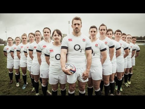 Chris Robshaw backs England Women