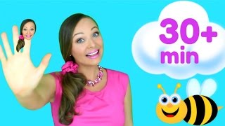 Finger Family, Daddy Finger and More Nursery Rhymes and Kids Songs for Babies and Toddlers