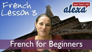 Nonton Learn French With Alexa Lesson 3   Beginners Film Subtitle Indonesia Streaming Movie Download