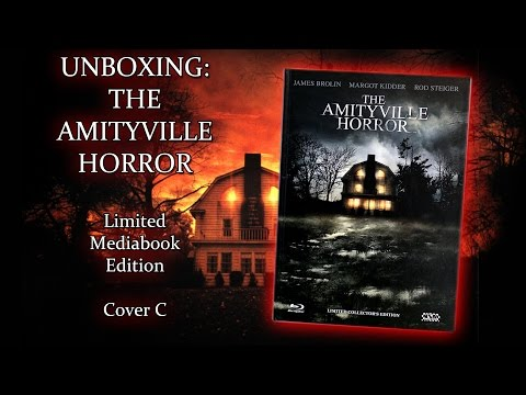 Unboxing - The Amityville Horror (1979) - Limited Mediabook Edition - Cover C
