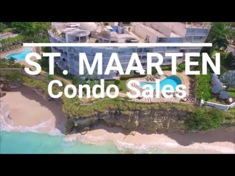 St, Maarten - Rainbow Beach Club Condo For Sale, Cupecoy Beach #stmaartencondosales