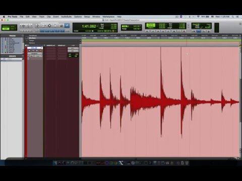 De-clipping in Pro Tools