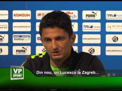 Din nou, un Lucescu la Zagreb…