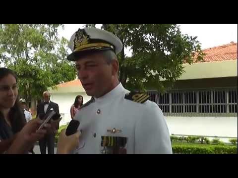 Passagem de Comando da Marinha de Barra Bonita