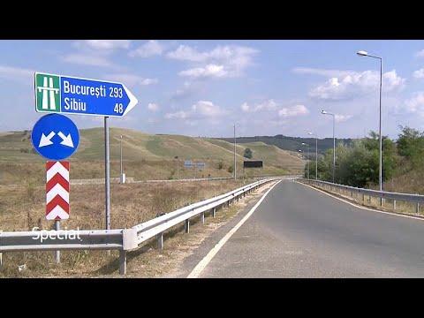 Οι αυτοκινητόδρομοι της Ρουμανίας στο μικροσκόπιο