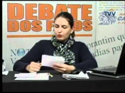 Debate dos Fatos TV Votorantim 18 05 12 parte 4