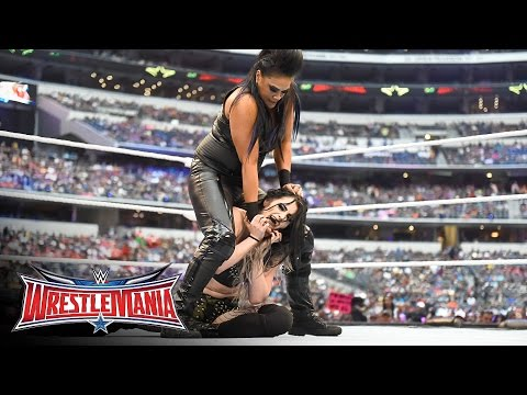 Team Total Divas vs. Team B.A.D. & Blonde: WrestleMania 32 Kickoff