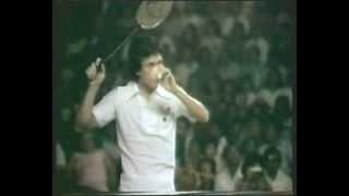 Video 1979 Thomas Cup Badminton Final -Liem Swie King 林水镜 vs Morten Frost Hansen MP3, 3GP, MP4, WEBM, AVI, FLV November 2018