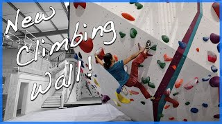 Flashpoint Climbing Centre Bristol by The Climbing Nomads
