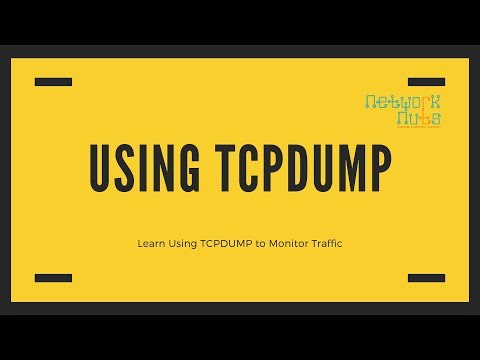 How Can Monitoring Network Traffic using tcpdump Linux Commond