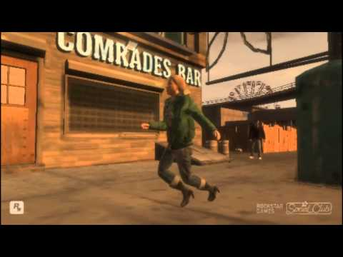 GTA IV: Bloopers and Silly stuff.