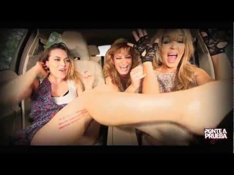 El #RetoSerebro de Ponte a Prueba (Mama Lover Parody) (видео)
