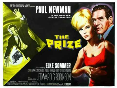 Jerry Goldsmith - The Prize - Soundtrack Music Suite 1963