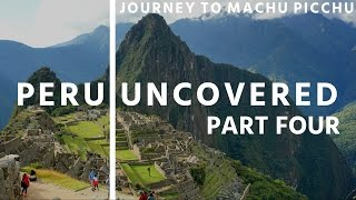 In part four, we travel through the Sacred Valley to start the Inca Trek 104 KM point hike to Machu Picchu. Watch my journey to Machu Picchu and don't forget to watch part five when we switch it up entirely and head to the Amazon jungle!Like I mentioned in the video, honestly my footage of Machu Picchu just doesn't do the site any justice. It's difficult to capture the feelings, the emotions, the awe-inspiring architecture that the ancient  Incan people built on top of this mountain--all the while being there and enjoying/experiencing it all in the moment. As we were hiking the ancient trail that I'm sure more than thousands of people have hiked before me, it was incredible to think that thousands of years ago the Incan people had gone to great lengths to hide this city, that it wasn't discovered until many years after the Spanish colonized Peru. If you're interested in learning more about Machu Picchu history check out this link:http://www.machupicchu.org/lost_city_of_machu_picchu.htm Thank you for watching, liking and subscribing!Kyra MiosoFollow me:Instagram: https://www.instagram.com/Kyramioso/Twitter: https://twitter.com/kyramiosokyramioso29