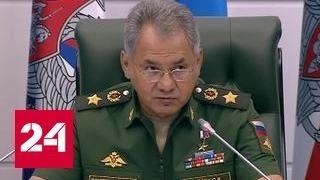 Россия начинает масштабную гуманитарную операцию в Сирии