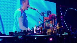 April 1, 2017 | Up&Up - Coldplay live in Singapore Video