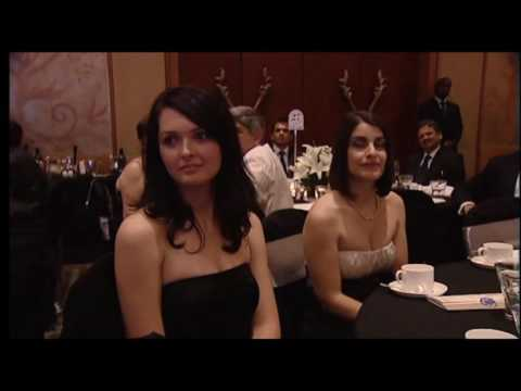 2008 Ethnic Business Awards –  Sponsor Speech – Cramer Ball – Etihad Airways