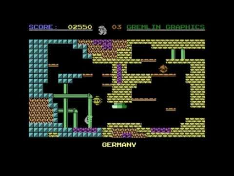 Commodore 16/Plus4 - Auf Wiedersehen Monty - Longplay